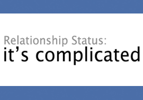 Facebook Its Complicated Status